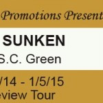 The Sunken by S.C. Green @goddesfish #bookReview
