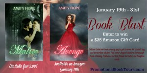 Avenge by Amity Hope #bookBlast