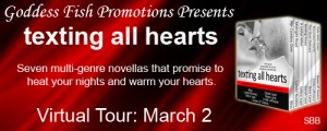 Texting All Hearts Boxed Set #bookBlast @goddessfish