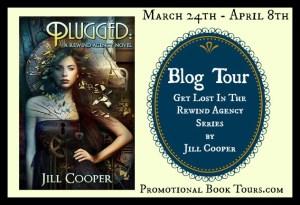 Plugged: A Rewind Agency Novel ~ Jill Cooper #bookReview