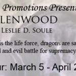 Fallenwood byLeslie D. Soule #authorinterview @Goddessfish