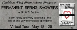 Permanent Spring Showers by Scott D. Southard #authorpost