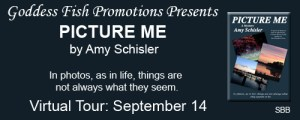 PICTURE ME, A MYSTERY  by Amy Schisler @goddessfish