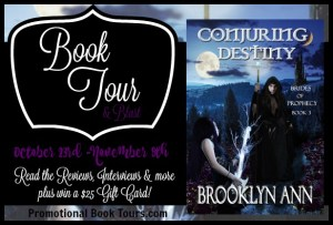 Conjuring Destiny by Brooklyn Ann #bookReview