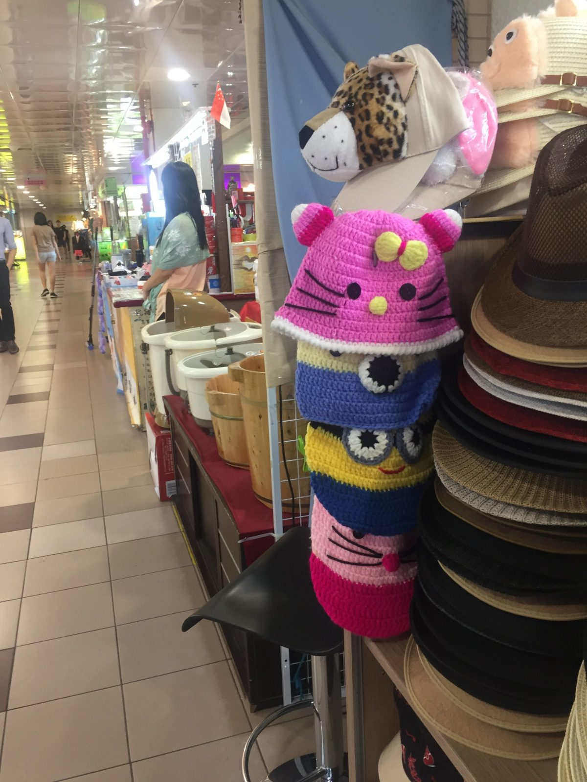 Yarn Shops Hopping in Singapore