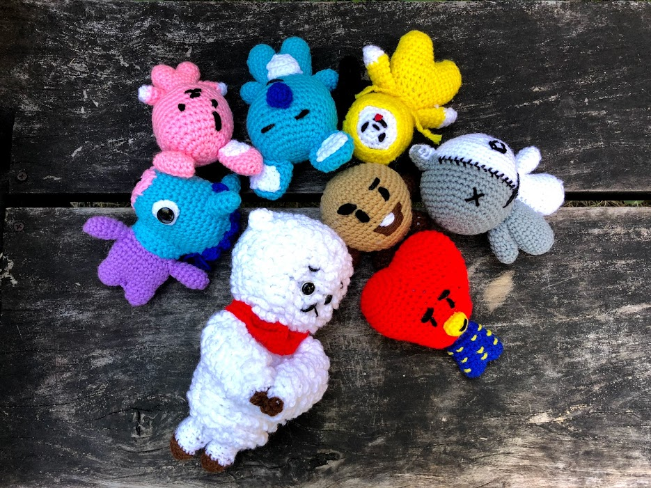 BT21: This Tita Does Not Only Know BTS, She Can Create Them