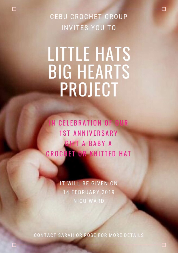 Little Hats Big Hearts Project: Getting the Right Size Hat With Whatever Yarn Weight or Hook Size