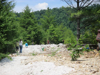 Crabtree Emerald Mine, Little Switzerland NC