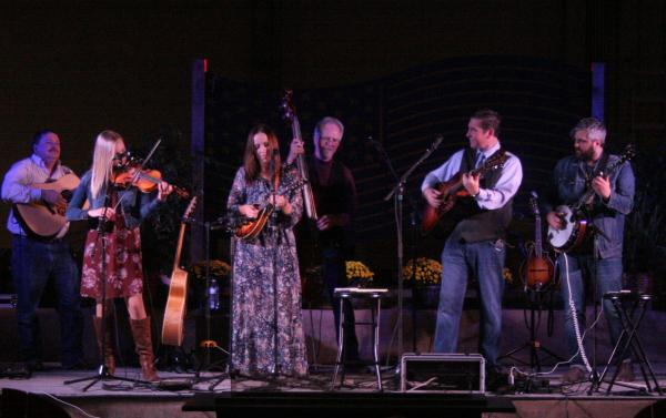 blue ridge blue grass festival