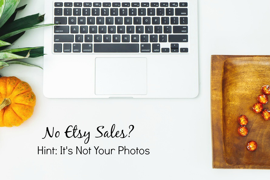 no etsy sales