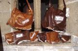 Victoria Sugden Designs - Handmade Leather Bags, Purses and Wallets. Some with Yorkshire Sayings