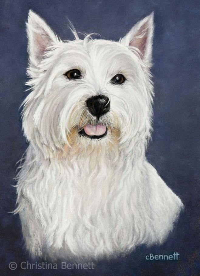 Christina Bennett - Pastel Artist