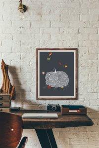 Kate Webber - hand drawn illustrations and digital art