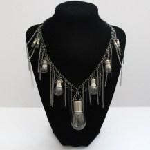 Elisa Etemad Jewellery - Textile Jewellery