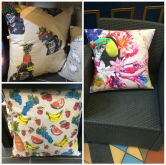Tricia - Cushions, Cards and More