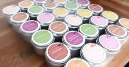 Wax and Wicks - Tinned Candles, Wax melts and Desert themed Candles