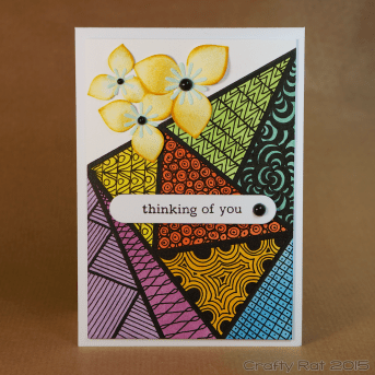 The Daily Marker 30 day colouring challenge #13