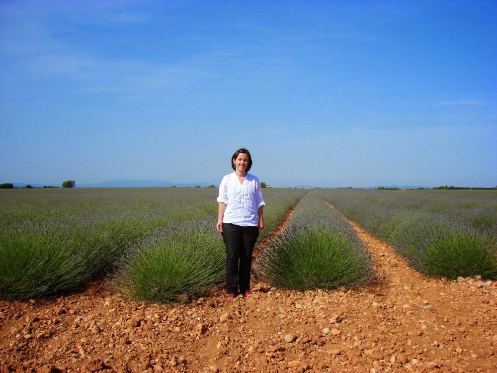 Lavender sachets (1/2)