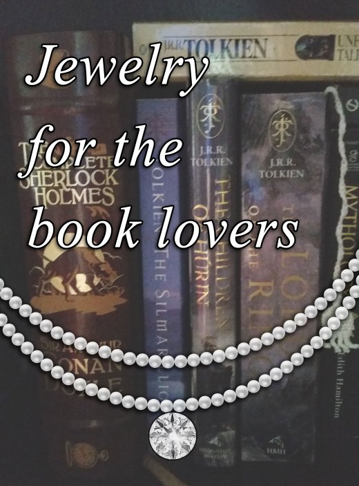 Jewelry for book lovers 5