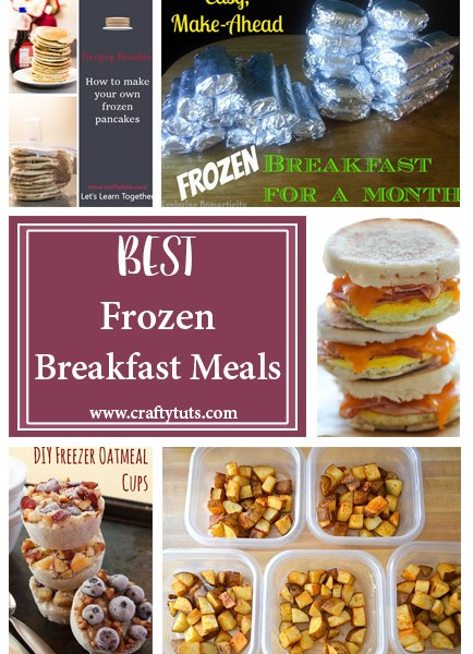 Best Frozen Breakfast Meals