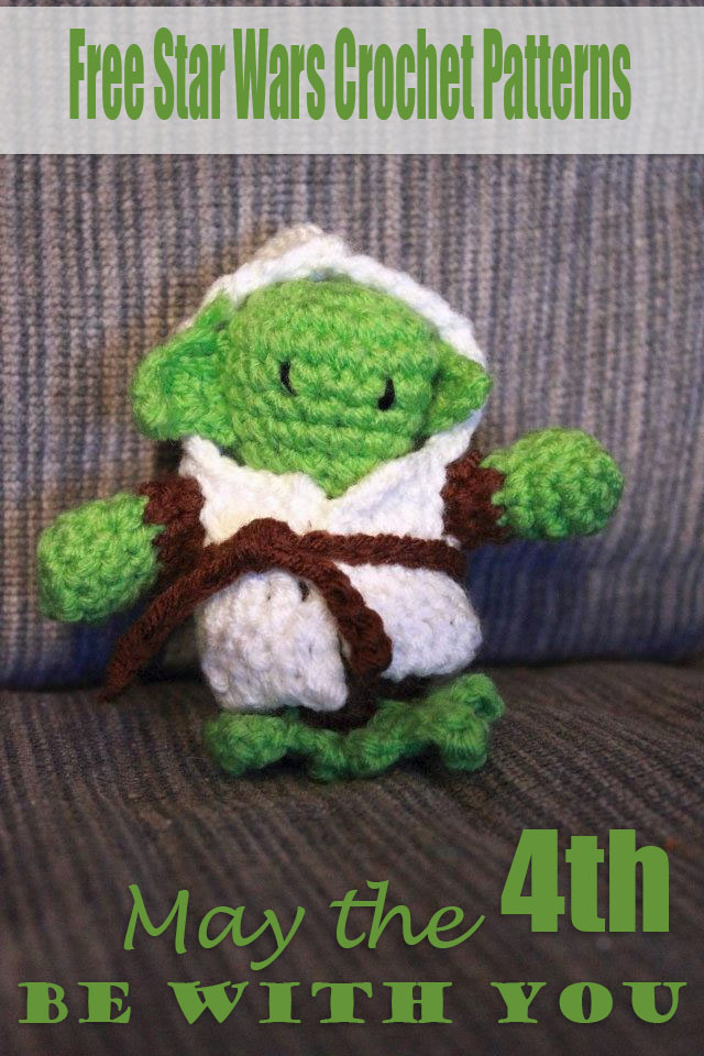 Free Star Wars Crochet Patterns Crafty Tutorials