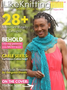 I Like Knitting August 2016 - Review 1