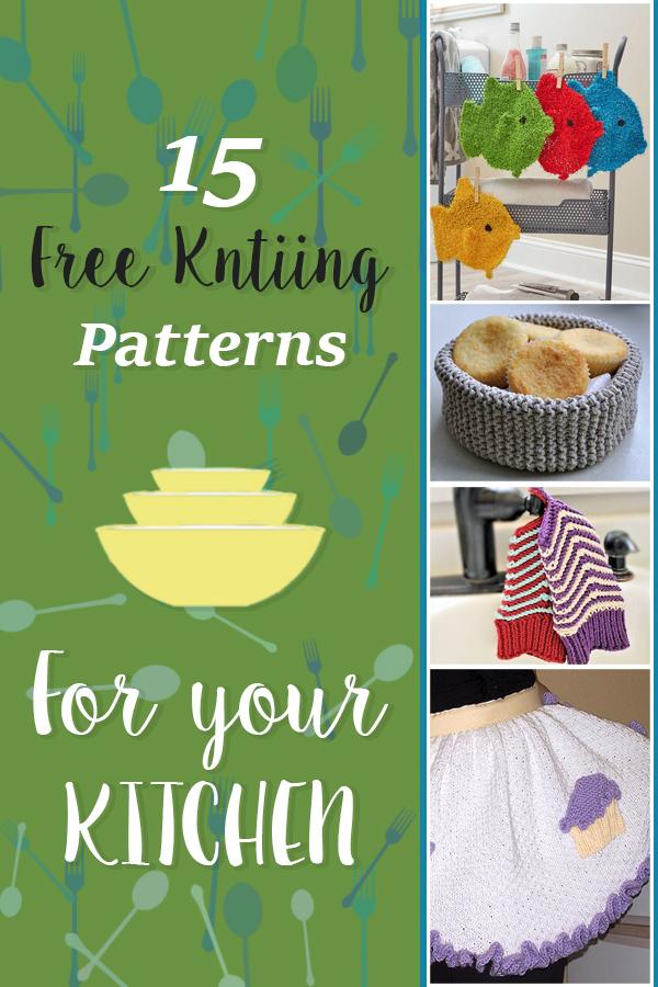 free knitting patterns kitchen.Free Knitting Patterns for your kitchen. What a better way to re-decorate your kitchen, than with your own knitting creations and using free patterns.