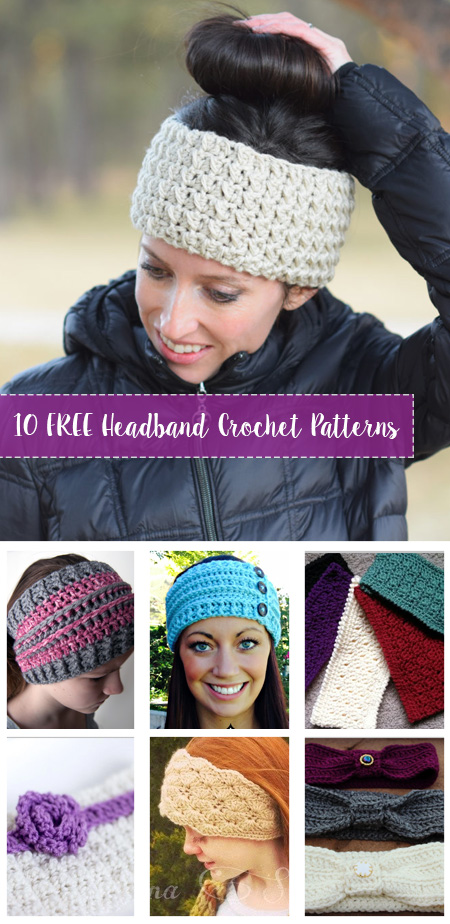 One Hour Crochet Gifts Free Patterns 5