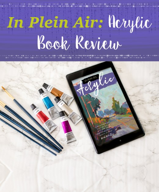 En Plein Air Acrylic Book Review 24