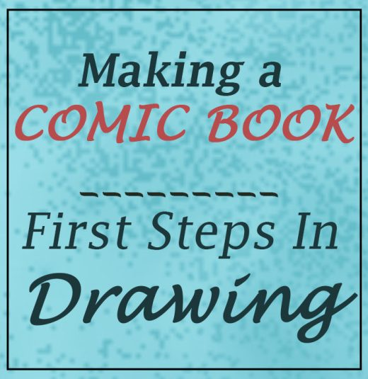 Making a comic book: First steps in drawing 22