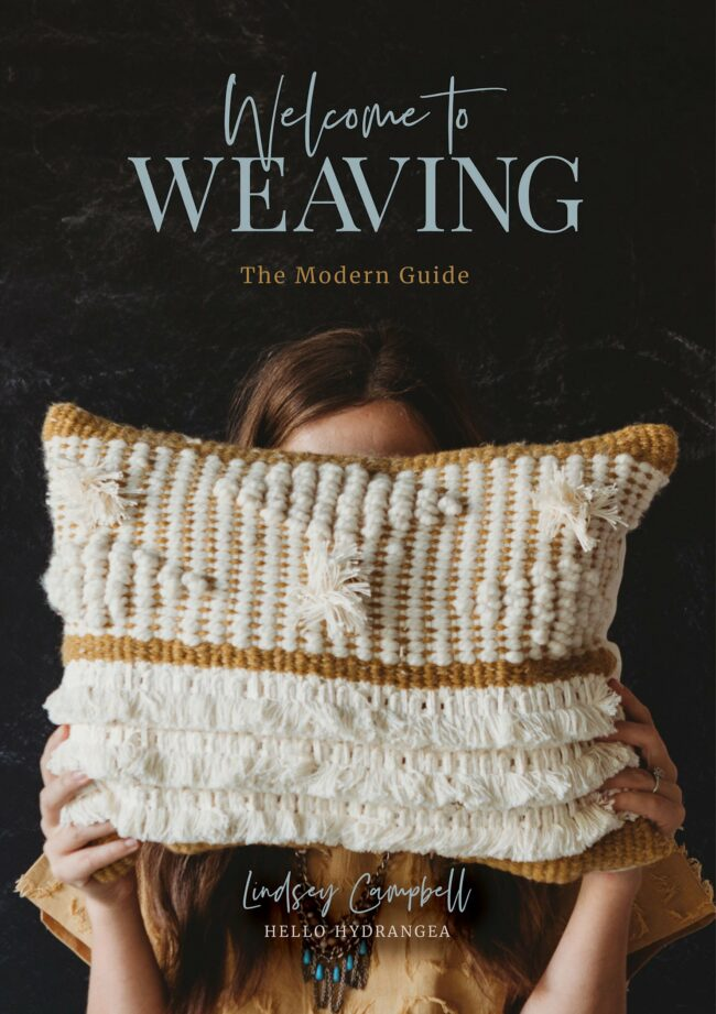 welcome to weaving book review