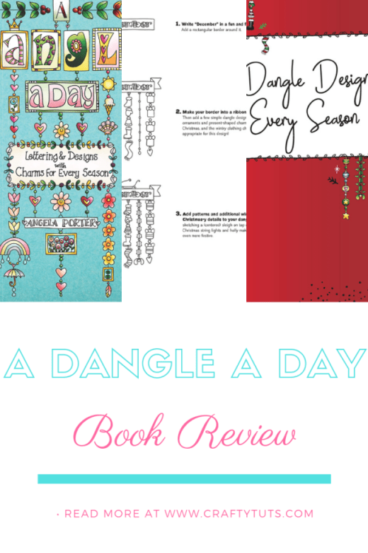 A dangle a day book review