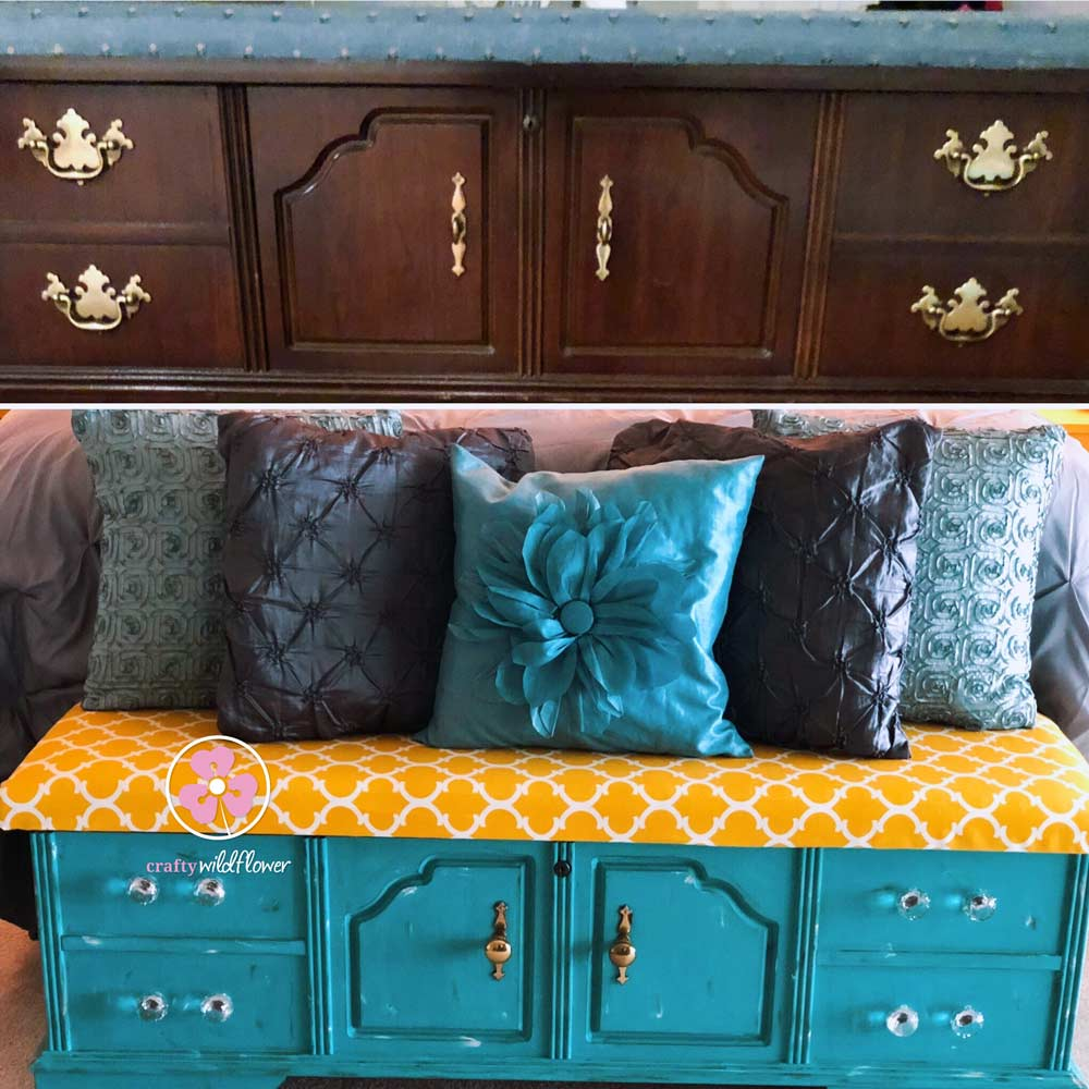 Hope Chest Makeover Monday And FREE Digital Download