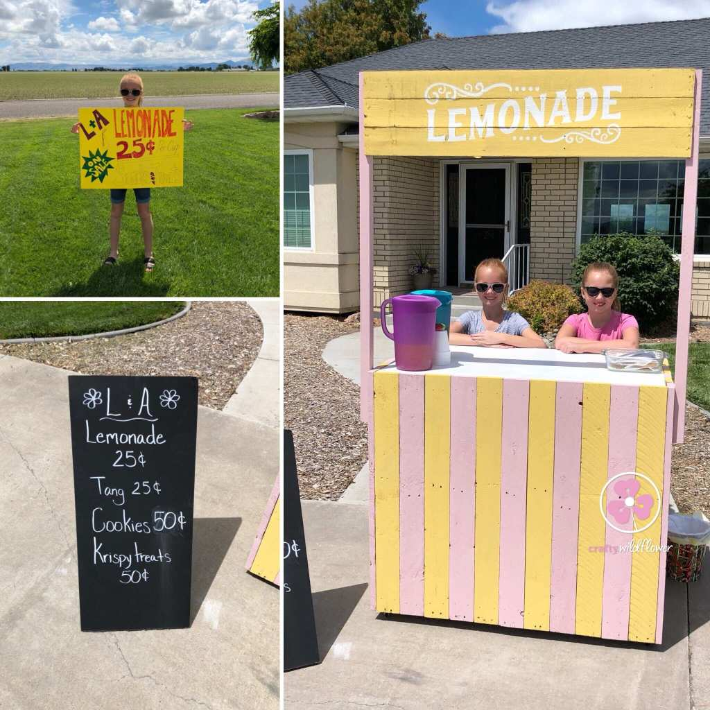 """Family Friday – """"I'm helping you by not helping you"""" and Lemonade"""