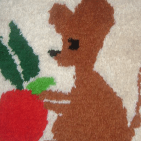 How to do Latch work Rug
