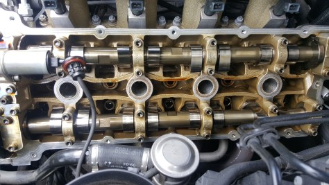 Maserati 4 2l Valve Cover Gasket Replacement | craig