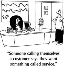 how to focus on your customers - improve your customer service