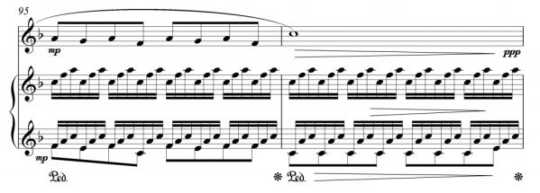 Rising - Music Excerpt