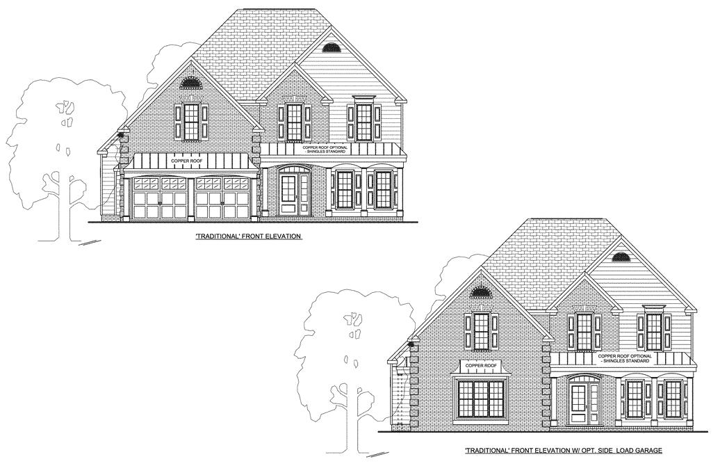 craig-builders-CAMBRIDGE-TRADITIONAL-FRONT-ELEVATION