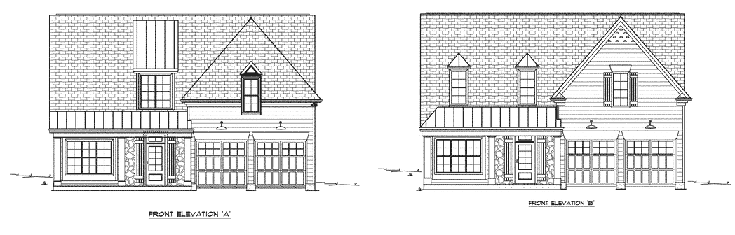craig-builders-Cascadia-Fairway-FRONT-ELEVATIONS