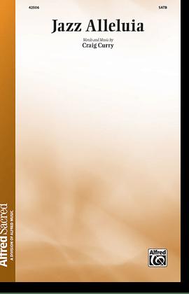 Jazz Alleluia cover