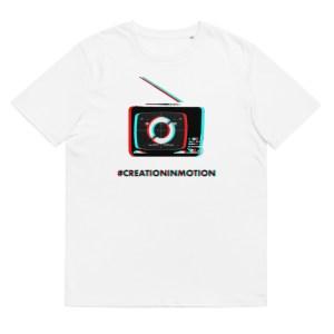 #creationinmotion // organic cotton t-shirt