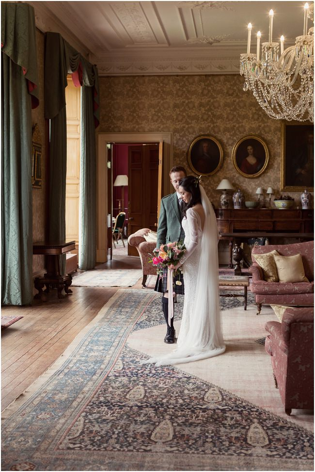 Cambo Estate Wedding Craig Amp Eva Sanders Photography