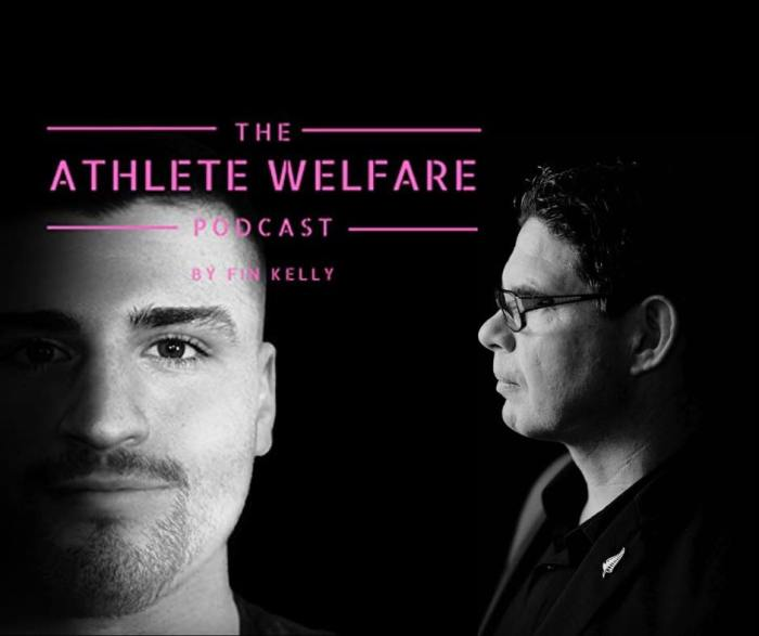 The Athlete Welfare Podcast Fin Kelly Craig Johns Atomic Pressure
