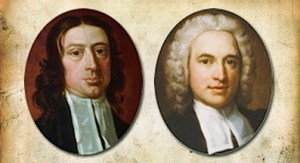 John & Charles Wesley