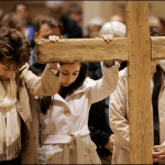 Standing Before the Cross