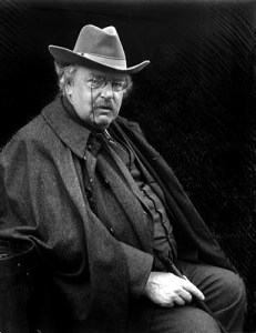G. K. Chesterton (1874-1936)