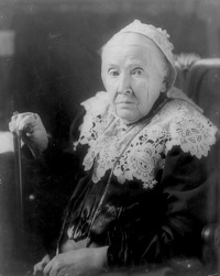 Julia Ward Howe (1819-1910)