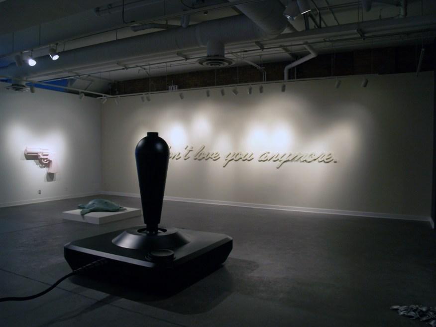 Vanity Fare 2013 (installation view)