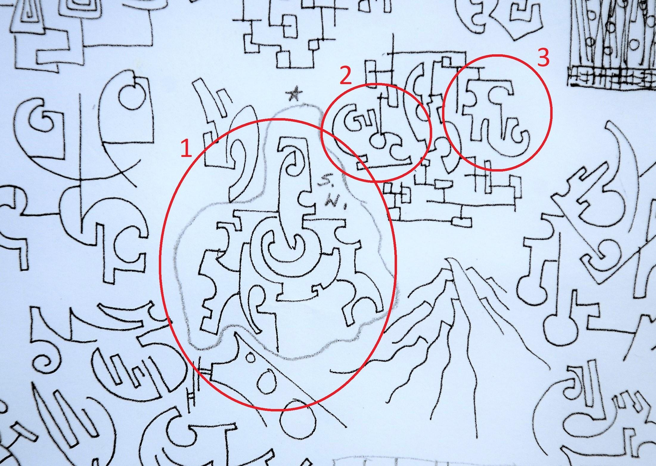 12 12 12 X 12 S Cross Talk The Doodle